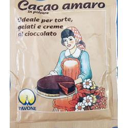 Cacao amaro 80 gr
