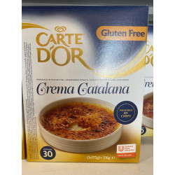 crema catalana gluten free carte d'or 516 gr