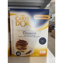 tiramisù gluten free carte d'or 490 gr