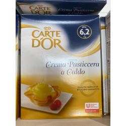 crema pasticciera a caldo carte d'or 1kg