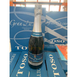 spumante dolce TOSO 75cl