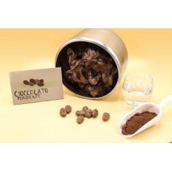 Gelato Artigianale Fragola/Cioccolato Fondente 500gr