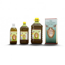 Olio extravergine di oliva AURELIA 2 l