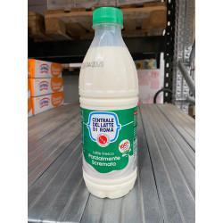 latte parzialmente scremato centrale di roma 1l
