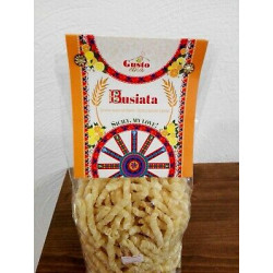 pasta grano duro siciliano-busiata  250gr GUSTO ETNA