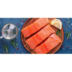 Salmone fresco 500g