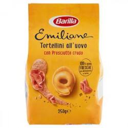 Tortellini emiliane BARILLA con prosciutto crudo 250gr