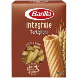 Tortiglioni integrali BARILLA 500gr