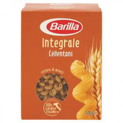 Cellentani integrali BARILLA 500gr
