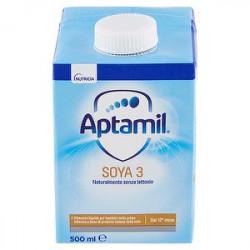 Latte crescita soya APTAMIL 500 ml