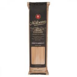 Spaghetti quadrati nr1  pasta di semola integrale LA MOLISANA 500gr