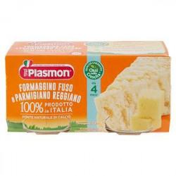 Omogeneizzati per bambini PLASMON formaggino fuso con Parmigiano Reggiano