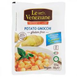 Gnocchi di patate no glutine LE VENEZIANE 500 g