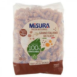 Fusilli integrali MISURA 500gr