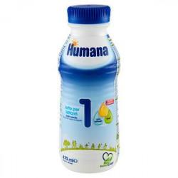 Latte 1 HUMANA 470ml