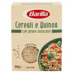 Cereali e quinoa con grano saraceno BARILLA 320gr