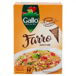 Riso farro GALLO 400gr