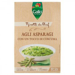 Risotto asparagi GALLO 175gr