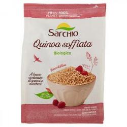 Quinoa soffiata SARCHIO 125gr