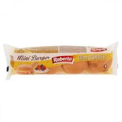 Panini mini burger ROBERTO 200g conf. 8 pezzi