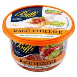 Ragù di soia BIFFI 100% vegetale 150gr