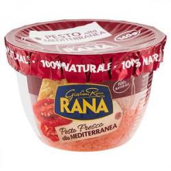 Pesto fresco alla mediterranea GIOVANNI RANA 140gr