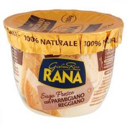 Sugo fresco GIOVANNI RANA con parmigiano reggiano 180gr