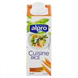 Panna ALPRO SOJA riso 250 ml