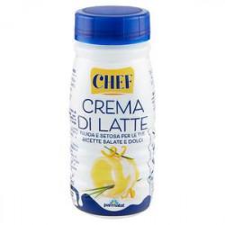 Crema di latte uht CHEF PARMALAT 250ml