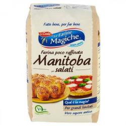 Manitoba per salati Le Farine Magiche LO CONTE con pasta madre 1kg