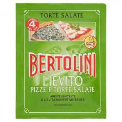 Lievito BERTOLINI per torte salate 64gr conf. da 4 buste