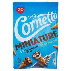 Cornetto miniature ALGIDA classico cacao 228gr conf. da 12 pezzi