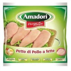 Petto di pollo AMADORI 700gr