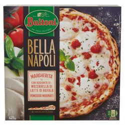 Pizza Bella Napoli BUITONI Margherita 425gr