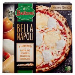 Pizza Bella Napoli BUITONI 4 formaggi 425gr