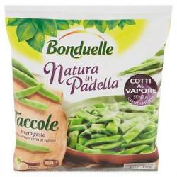 Natura in padella BONDUELLE taccole 450gr