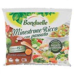 Minestrone Ricco con passato BONDUELLE 750 g