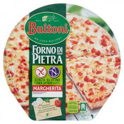 Pizza Margherita BUITONI senza glutine 360gr