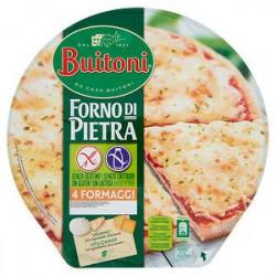 Pizza 4 formaggi BUITONI senza glutine 360gr