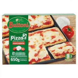 Pizza alla seconda BUITONI margherita 650gr