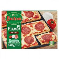 Pizza alla seconda BUITONI salame 670gr