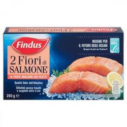 2 fiori di salmone FINDUS 200gr