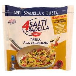 4 Salti in Padella FINDUS Paella alla valenciana 550gr