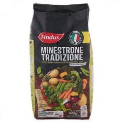Minestrone Tradizione FINDUS 1kg