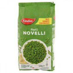 Piselli novelli FINDUS 1,1kg