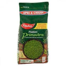 Pisellini primavera FINDUS 750gr