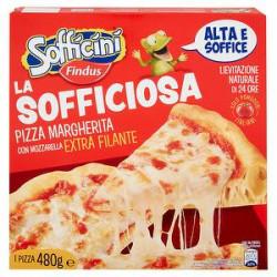Pizza margherita La Sofficiosa Sofficini FINDUS 480gr