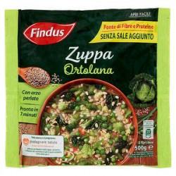 Zuppa ortolana FINDUS con broccolo romanesco 500gr