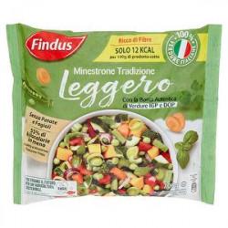 Minestrone Tradizionale Leggero FINDUS con verdure igp e dop senza patate e fagioli 700gr
