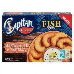 Mazzancolle FINDUS in pastella 200gr